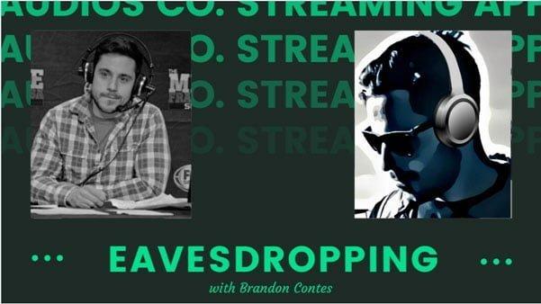 Eavesdropping Brandon Contes